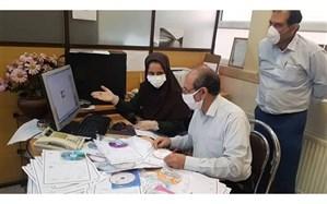 برگزاری داوری استانی مسابقات دریا شهر تهران
