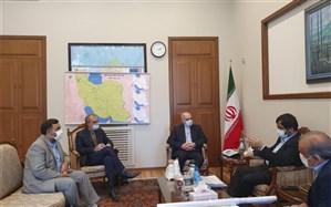 ایجاد بارانداز ریلی در مرز آذربایجان ضروری است