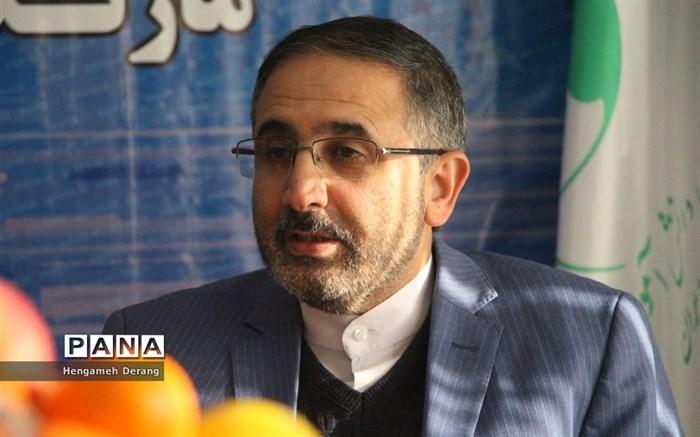 دیدار نماینده مردم غرب مازندران با مدیر و اعضای سازمان دانشآموزی مازندران
