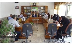 جلسه توجیهی مدیران حوزه های برگزاری کنکور سراسرس 99 در شیروان برگزار شد