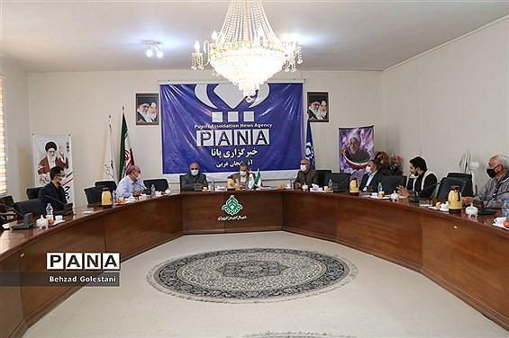 بازدید معاون وزیر از سازمان دانش آموزی آذربایجان غربی
