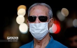 چند درصد پایتخت نشینان ماسک میزنند؟