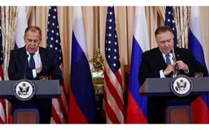 نشست پیشنهادی پوتین درباره ایران محور گفتوگوی لاوروف و پمپئو