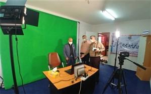 افتتاح اولین استودیوی محلی ضبط فیلم های آموزشی در اسلامشهر