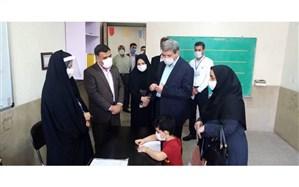 کسب رتبه اول کشوری در نوبت گیری سنجش سلامت جسمانی و آمادگی تحصیلی نوآموزان استان سمنان