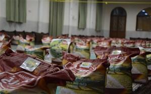 توزیع ۱۸۰ کیسه برنج در میان مددجویان بهزیستی لامرد