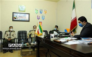 برگزاری نشست هماندیشی مدیرسازمان دانشآموزی خوزستان با مربیان پیشکسوت تشکیلاتی