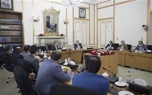بررسی اشکالات قوانین انتخاباتی در جلسه کمیسیون شوراها و شورای نگهبان