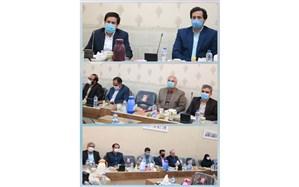 حضور مدیران و معاونین پرورشی و تربیت بدنی قطب شهید مدرس در گناباد