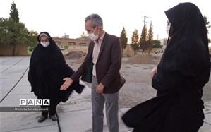 هیئت های مذهبی می توانند مراسمات خود را در آموزشگاه سینا  روستای کسرینه کاشمر برگزار کنند
