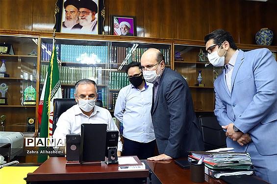 روزهای پرکار آموزش و پرورش شهر تهران