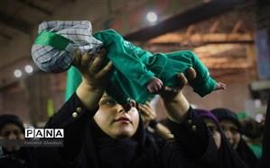 رادیو تهران همایش شیرخوارگان حسینی را پوشش می دهد