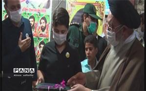 تجلیل از نوجوان اردستانی جهادگر سلامت