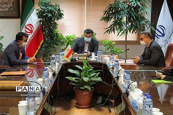 دیدار نمایندگان مجلس دانشآموزی مازندران با استاندار