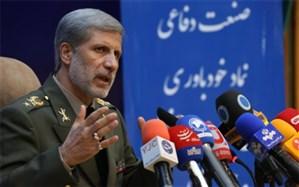 وزیر دفاع: آماده امضای معاهدات نظامی امنیتی با کشورهای خلیج فارس هستیم