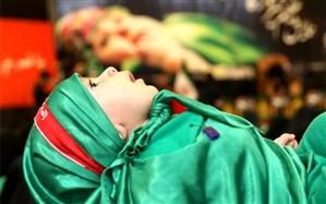 برپایی مراسم شیرخوارگان حسینی در گیلان