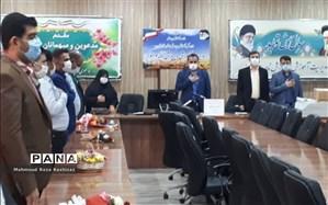 درخشش دانش آموزان ناحیه ۳ اهواز در مسابقات قرآن،عترت و نماز در مرحله کشوری