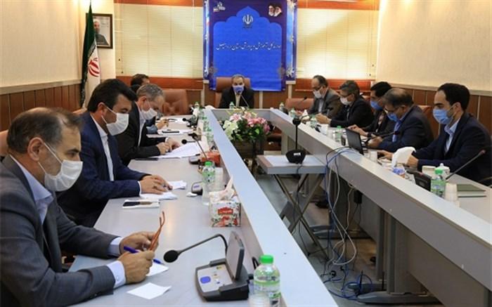جلسه شورای معاونین، مدیران و روسای آموزش و پرورش مناطق و نواحی استان اردبیل