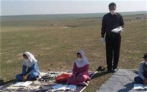 آموزش و پرورش کهگیلویه وبویراحمد به مناطق روستایی و عشایری بدون اینترنت معلم اعزام می کند