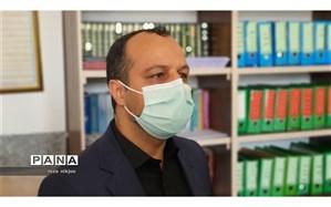 بازدید نماینده مردم تهران در مجلس شورای اسلامی از حوزه های برگزاری کنکور در بهارستان یک