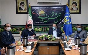 تقدیر رئیس کمیته امداد کشور از استاندار فارس