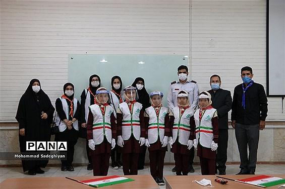 تولیدمحتوای سازمان دانش آموزی منطقه19