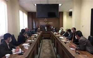 جلسه ستاد پیشگیری از وقوع جرایم ویژه ماه محرم در شهرستان مراغه تشکیل شد