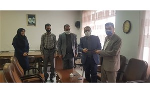 انتصاب رئیس اداره تکنولوژی و گروههای آموزشی مقطع متوسطه آموزش و پرورش استان گیلان