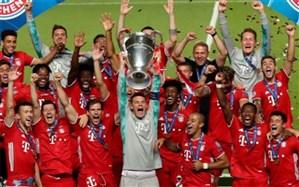 لیگ قهرمانان اروپا؛ قهرمانیهای بایرن مونیخ ششتایی شد