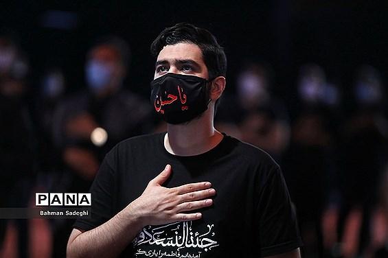 اجرای طرح نذر سلامت همراه با خادمان حسینی هلال در هیاتهای بزرگ کشور