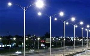 وضعیت روشنایی معابر تبریز، در حد استاندارد است