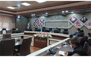 جلسه ستاد اجرایی بسیج دانش آموزی استان برگزار شد