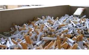 پلمب انبار سیگار فاقد مجوز به ارزش 11 میلیارد ریال در استان زنجان