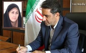 فاطمه سیرسرپرست مدیریت آموزش و پرورش فیروزکوه شد