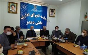 شمال شرق خوزستان بحرانیترین منطقه استان در بخش آب