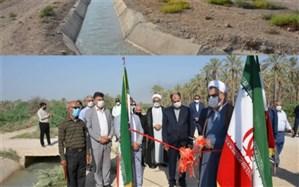 ۱۷  پروژه عمرانی  و کشاورزی  در بخش سعدآباد با حضور فرماندار دشتستان به بهره برداری رسید