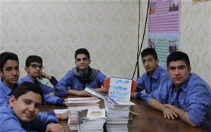 برترین شورای دانش آموزی دوره اول ناحیه یک استان یزد مشخص شد