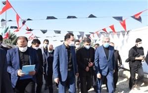 پروژه های آبفای البرز با حضور وزیر نیرو و استاندار البرزافتتاح شد