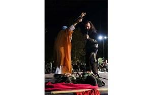 تعزیه «دو طفلان مسلم(ع)» با رعایت پروتکلهای بهداشتی اجرا شد