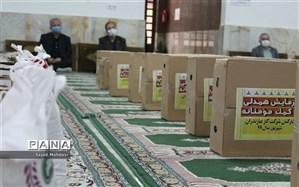 کارمندان مازندران ۶۰۰ بسته معیشتی برای نیازمندان تهیه کردند