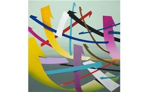 «پیروز پاینده» با مجموعه نقاشی«حرف اول» در گالری کاما