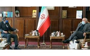 ظریف در دیدار با گروسی: خواهان ادامه همکاری با آژانس مطابقمقررات بین المللی هستیم