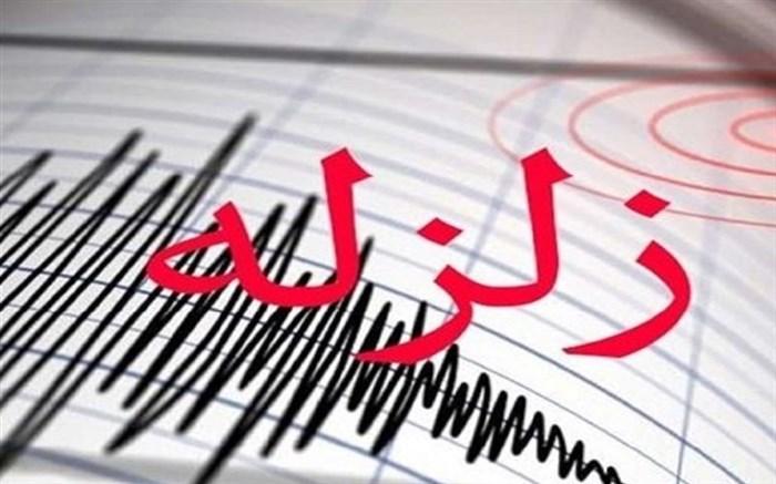 """زلزله ۴.۵ ریشتری """"خنج"""" در استان فارس را لرزاند + جزئیات"""