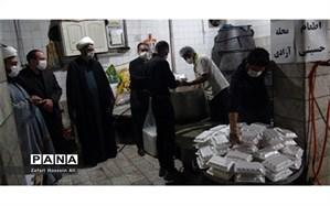 فعالیت 13 آشپزخانه اطعام حسینی(ع) در شهرستان شیروان