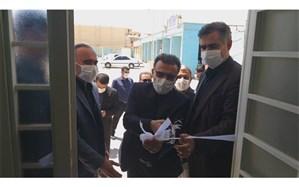 افتتاح دبستان دو کلاسه  خیرساز روستایی در عده عبیس از توابع شهرستان امیدیه