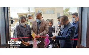 افتتاح پنج طرح عمرانی و خدماتی در شهرستان رامشیر