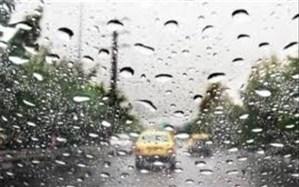 بارش پراکنده باران در استانهای شمالی کشور