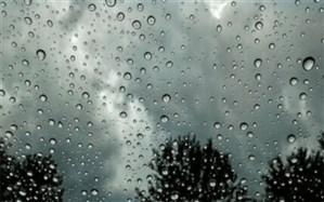 هشدار هواشناسی نسبت به وقوع رگبار و وزش باد در نقاط مختلف کشور