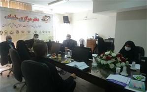 برگزاری پنجمین نشست دبیرخانه کشوری گروه آموزشی مشاوران