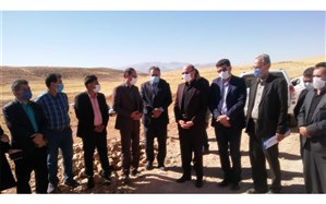 افتتاح 9 پروژه عمرانی در مناطق عشایری شهرستان شیراز
